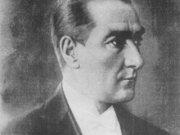 Кемал Ататюрк и Димитрина Ковачева