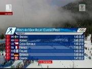 Ски-бягане – 4х10 км. /мъже/ - /пълен запис/