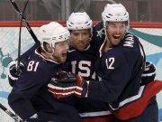 САЩ отива на финал в хокея след като надигра Финландия с 6:1