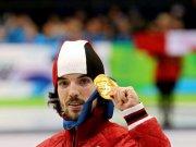 Канада със златен медал в шорттрека на 500 м