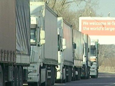 Гръцките фермери блокираха границата с България