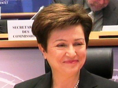 Кристалина Георгива е българският еврокомисар
