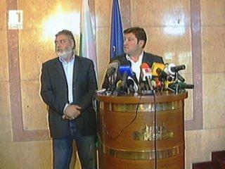 Реакции за преразпределението на депутатски мандати