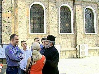 Кандидатите за народни представители от ЛИДЕР и Новото време за Пловдив-град присъстваха на литургия за празника на Свети Йоан Кръстител