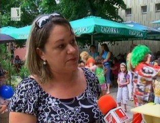 ПП ЛИДЕР и Новото време организираха детски празник във Видин