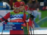 Щафета 4 по 5 км в ски бягането /жени/ - пълен запис