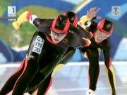 Германия спечели златния медал в отборното преследване в кънки-бягането при жените