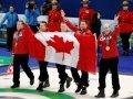 Канада с 13 медала за 15 дни