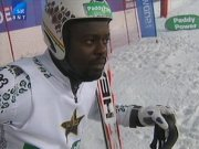 Снежният леопард ще представи Гана на олимпиадата във Ванкувър